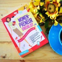 Buku: Womenpreneur Checklist (Penerbit Stiletto Book)