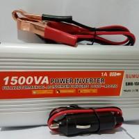 Power Inverter 1500 W - DC 12V ke AC 220V Merk Sumura