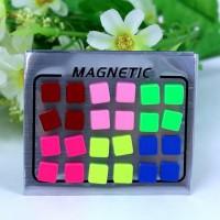 AM49 - Anting Magnet Sepasang Tanpa Tindik Keren Kekinian Gaul Trendy