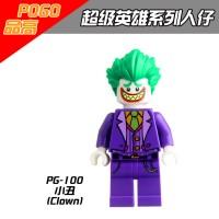Jual Joker PG100 Lego Batman Movie DC Super Heroes KW PG8032 Murah