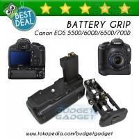 harga Battery Grip for Canon EOS 550D/600D/650D/700D Tokopedia.com