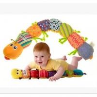 InchWorm Musical Soft Toy