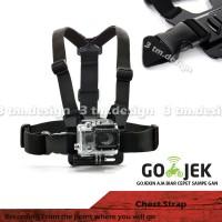 Chest Strap For Action Camera Go Pro Xiaomi Yi Camera