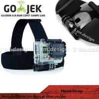 Head Strap For Action Camera Go Pro Xiaomi Yi Camera