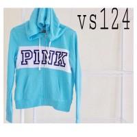 Victoria secret VS PINK Hoodie vs124 - fullzip hoodie jacket