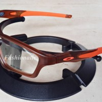Frame Oakley Crosslink Sweep Brown - Orange Rubber