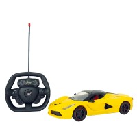 Ocean Toy Mobil RC Luxurious Skala 1:16 - XB21 - Kuning