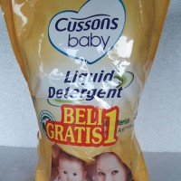 Cussons Baby Liquid Detergent 700ml Buy 1 Get 1 for Fre