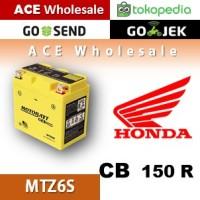 Aki CB 150 R, Honda, MOTOBATT, MTZ6S, MOTOBAT, MOTTOBAT, MOTOR
