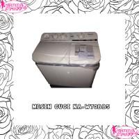 Mesin Cuci Panasonic 2 Tabung NA-W70BB5 Alowa +