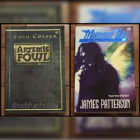 Novel Fiksi: Artemis Fowl & Maximum Ride