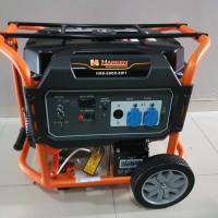 GENSET PORTABLE HARGEN HGB-5000-EW1 5000 WATT BISA 100% LOAD