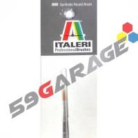 Jual ITALERI 52201 - 000 BRUSH Round SYNTHETIC - Kuas Model kit Murah