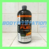 TwinLab Amino Fuel Liquid 32 oz / cair Lab Labs Protein Twin TwinLabs