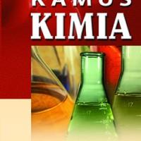 Kamus Kimia *Drs. Mulyono HAM, M.Pd.