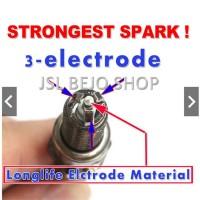 harga Busi Motor Atv Quads A7tc A7tjc 3 Elektroda Gy6 50cc-125cc Tokopedia.com
