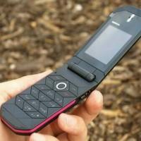 Handphone Nokia 7070 hp jadul prism flip full set