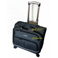 Tas Koper Travel Cabin 4 roda Navy Club NC 5037 gojek bekasi jakarta