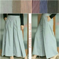 Jual Celana kulot / celana panjang wanita / celana hijabers / Azka pants Murah