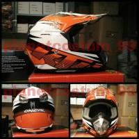Helm mx merk FOX, REDBULL, KTM