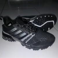 sepatu olahraga fitness jogging running adidas size 40-44