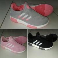 sepatu olahraga casual wanita size 37-40 import