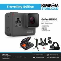 [Paket Traveling] GoPro HERO5 Action Camera <> Video Kamera HERO 5