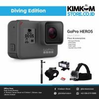 [Paket Diving] GoPro HERO5 Action Camera <> Video Kamera HERO 5