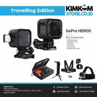 [Paket Traveling] GoPro HERO5 Session Camera <> Video Kamera HERO 5