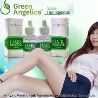 Jual Perontok Bulu Green Angelica,Terbukti Hilangkan Bulu Permanen Murah