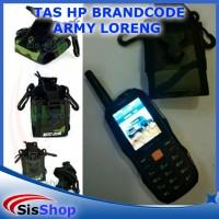 TAS HP BRANDCODE B81 WARNA ARMY LORENG