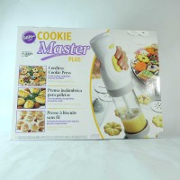 Wilton Cookie Master Plus Cookie Press / Alat Cetakan Kue Kering