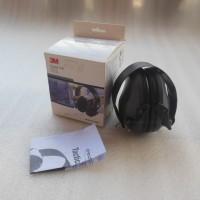 Hearing Protector Earmuff Penutup Telinga Peltor 3M 6-S
