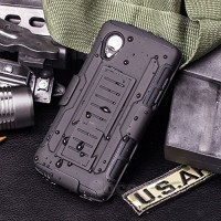 Future Armor LG Nexus 5 D820 Hard soft Case belt armor holster spigen