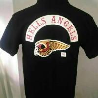 harga Kaos Polo Shirt/baju/tshirt Harley Davidson Heels Angels Tokopedia.com