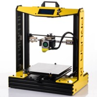 3D Printer Prusa i4 Terbaru FREE 2 KG FILAMENT DAN SD CARD