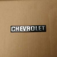Emblem Chevrolet Trooper