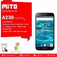 harga Hp Mito A230 + Free Silikon