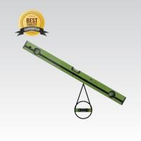 Waterpass Magnet 30cm NANKAI ( Top Quality ) Alat Ukur Jarak