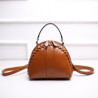 tas clutch selempang coklat kayu camel vintage wanita simple keren mal