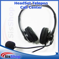 HEADSET EARSET TELEPON CALL CENTER SD