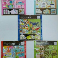 Mambi Kit 12x12 inch Scrapbook Kit