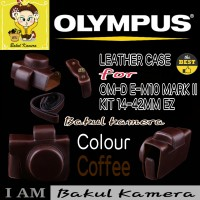 harga LEATHER CASE FOR OLYMPUS / LEATHER CASE FOR OMD / LEATHER CASE OM-D Tokopedia.com