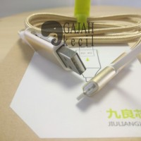 harga Wsken 3 In 1 Data Cable With Otg Function - Male And Female Data Cable Tokopedia.com