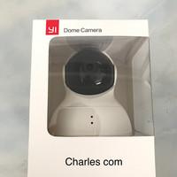 Jual Xiaomi Xiaoyi Yi Dome Camera Int'l Version 720pixel HD Murah