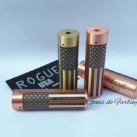 Rokok Elektrik ROGUE MECHANICAL Hybrid MOD 24mm USA FLAG EDITION