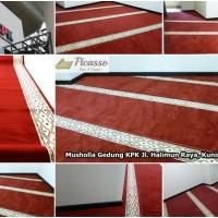 Pusat Karpet Sajadah Import Turki Untuk Masjid Terlengkap