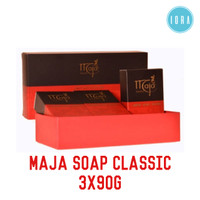 Maja Classic Soap 3x90g - Sabun Batang Mandi