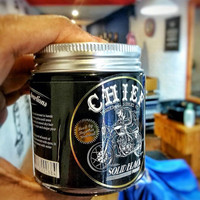 Pomade Chief Black Waterbased