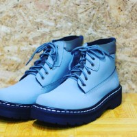 Sepatu Boots Ket's Abu For Safety